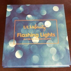 ULTA Beauty (glitter eyeshadow palette)